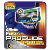 8-Gillette-Fusion-Proglide-Power-blades-up-to-26-weeks-shaving-100-GenuineImported-0