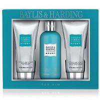 Baylis-Harding-Men-Citrus-Bath-Gift-Set-Lime-and-Mint-3-Piece-0