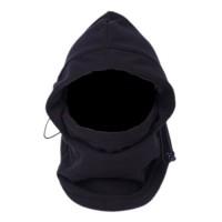 EOZY-Multipurpose-Use-6-in-1-Thermal-Warm-Fleece-Balaclava-Hood-Police-Swat-Ski-Bike-Wind-Stopper-Full-Face-Mask-Hats-Neck-Warmer-Outdoor-Winter-Sports-Snowboard-Proof-Black-0