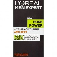 LOral-Paris-Men-Expert-Pure-Power-Active-Moisturiser-Anti-Spot-50ml-0