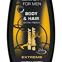 Lilien-For-Men-Extreme-Shower-Gel-Shampoo-with-Guarana-Energy-SportBody-Hair-Extra-Fresh-0