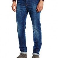 New-Look-Mens-Indigo-Slim-Jeans-Blue-Navy-W36-Manufacturer-Size36-Regular-0