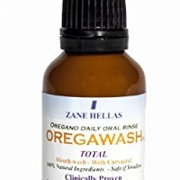 OREGAWASH-Total-MOUTHWASH-Daily-Oral-Rinse-1-fl-Oz-30ml-Helps-on-Gingivitis-Plaque-Dry-Mouth-Bad-Breath-Throat-infection-Gives-Fresh-Breath-Natural-Antibacterial-Antiseptic-Mouthwash-0
