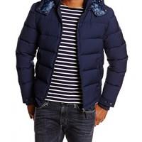 Pepe-Jeans-Mens-Liberman-Down-Long-Sleeve-Coat-Blue-Admiral-Small-0