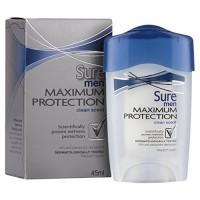 Sure-Men-Maximum-Protection-Clean-Scent-Antiperspirant-Deodorant-Cream-45-ml-0