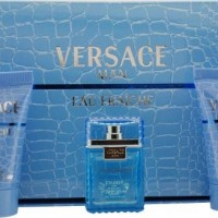 Versace-Man-Eau-Fraiche-Gift-Set-5ml-EDT-25ml-Shower-Gel-25ml-Aftershave-Balm-0