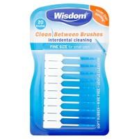 Wisdom-Clean-Between-Interdental-Brushes-x-20-Brushes-Blue-Fine-0
