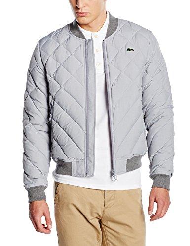 da0f36d9f1 Lacoste Men's Jacket – Grey – X-Large