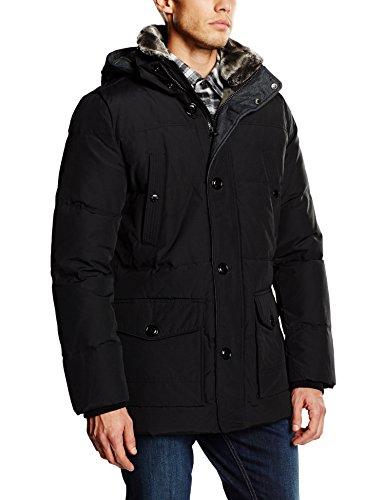 d8d74d49e5e Tommy Hilfiger Men's SASHA DOWN PARKA Parka Jacket, Black (flag Black 083),  XX-Large (Manufacturer size: XXL)