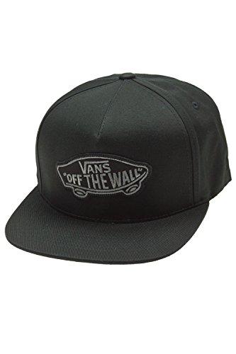 vans mens classic patch snapback baseball cap